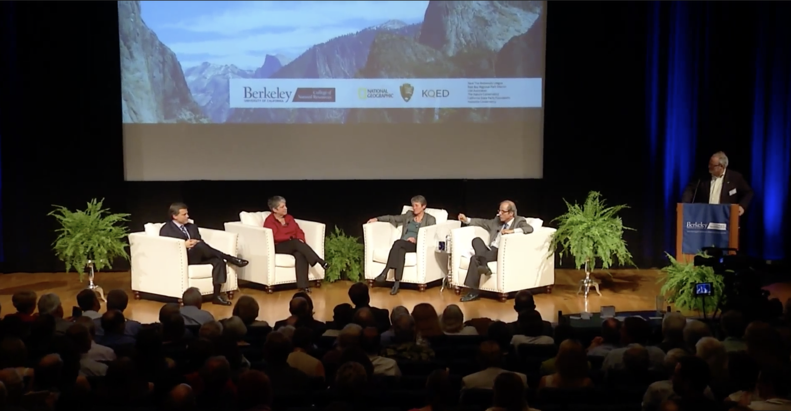 Image of the Parks Next 100 Summit at UC Berkeley