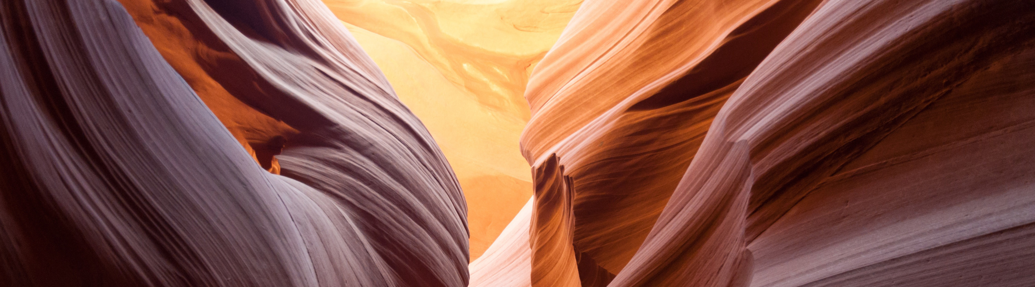image of rocks in antelope canyon